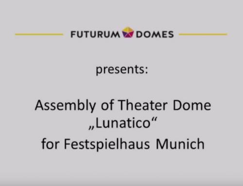 Festspielhaus München – Futurum Dome Hall – Wir können auch in GROSS